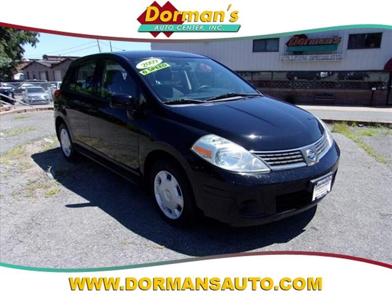 2009 Nissan Versa 18 S 4dr Hatchback 6m In Pawtucket Ri Dormans