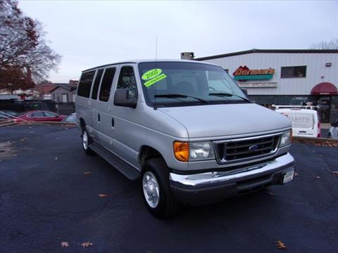 2007 Ford E-Series Wagon for sale in Pawtucket, RI