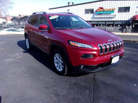 2014 Jeep Cherokee for sale in Pawtucket, RI