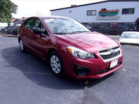 2013 Subaru Impreza for sale in Pawtucket, RI