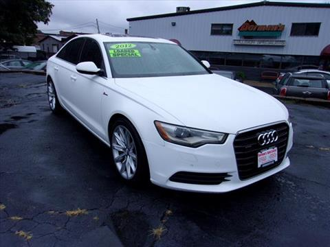 2012 Audi A6 for sale in Pawtucket, RI