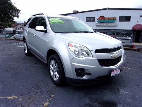 2013 Chevrolet Equinox for sale in Pawtucket, RI