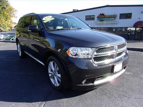 2012 Dodge Durango for sale in Pawtucket, RI