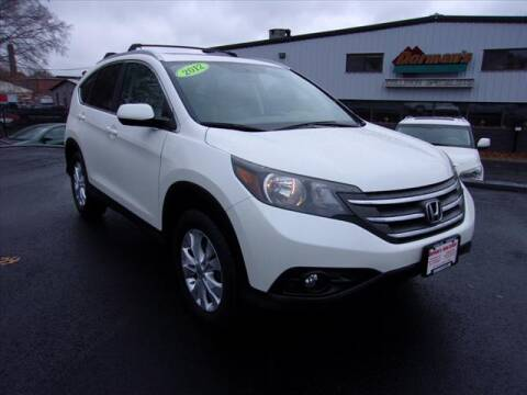 2012 Honda CR-V for sale in Pawtucket, RI