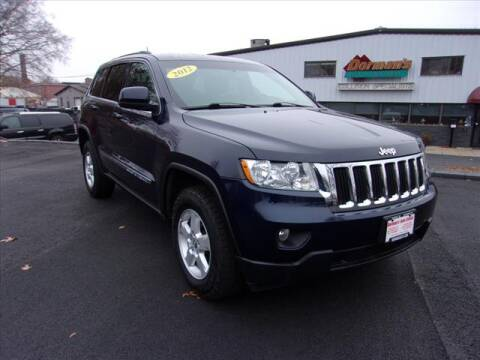 Used Suv For Sale In Ri >> 2012 Jeep Grand Cherokee For Sale In Pawtucket Ri
