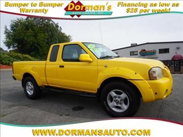 2001 Nissan Frontier for sale in Pawtucket, RI