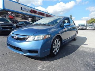 2010 Honda Civic for sale at Auto Outlet of Sarasota in Sarasota FL
