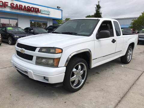 2005 Chevrolet Colorado for sale at Auto Outlet of Sarasota in Sarasota FL