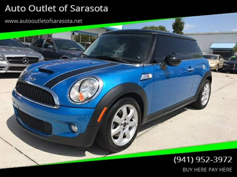 2009 MINI Cooper for sale at Auto Outlet of Sarasota in Sarasota FL