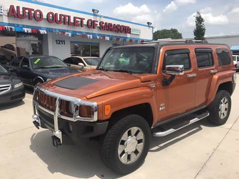 2007 HUMMER H3 for sale at Auto Outlet of Sarasota in Sarasota FL