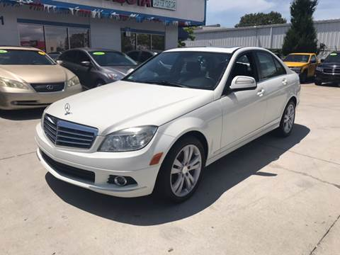 2008 Mercedes-Benz C-Class for sale at Auto Outlet of Sarasota in Sarasota FL