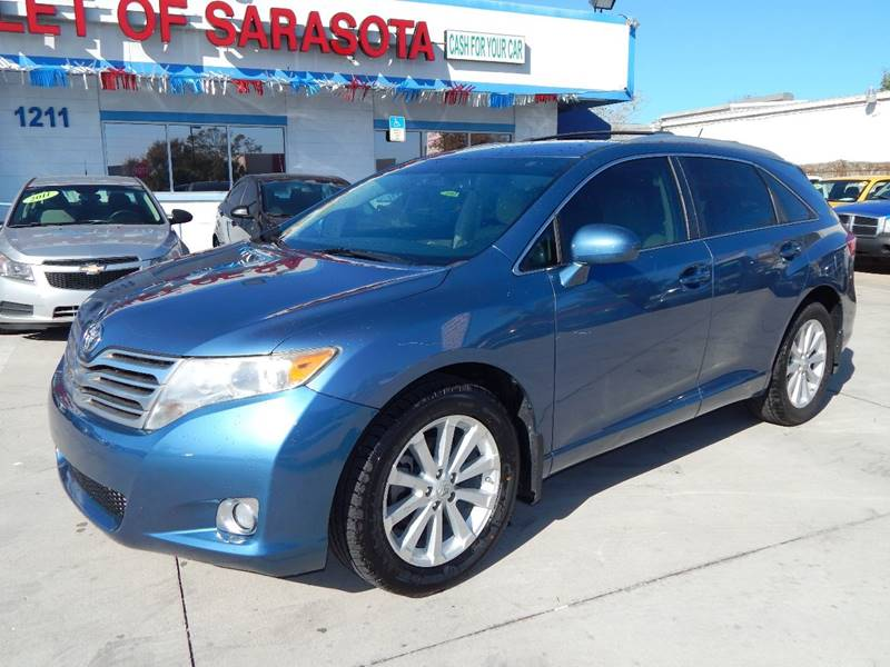 Toyota Venza 2009 FWD 4cyl 4dr Crossover