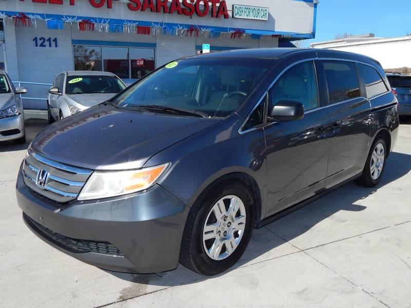 Honda Odyssey 2012 LX 4dr Mini Van