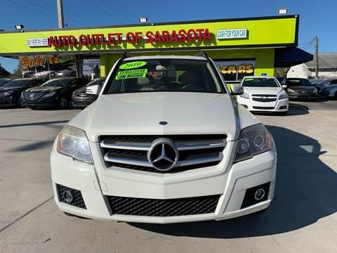 2010 Mercedes-Benz GLK for sale at Auto Outlet of Sarasota in Sarasota FL