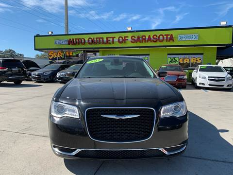 2017 Chrysler 300 for sale at Auto Outlet of Sarasota in Sarasota FL