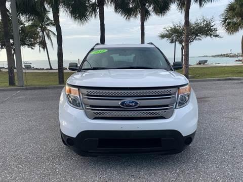 2013 Ford Explorer for sale at Auto Outlet of Sarasota in Sarasota FL
