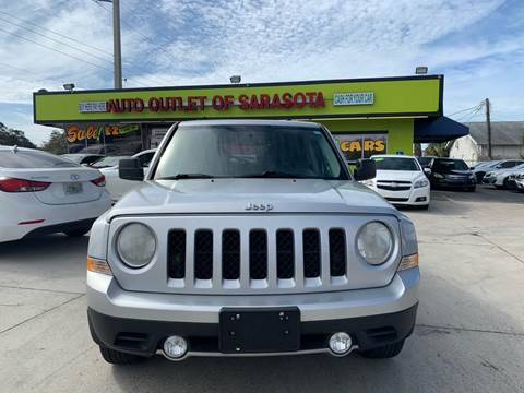 2011 Jeep Patriot for sale at Auto Outlet of Sarasota in Sarasota FL