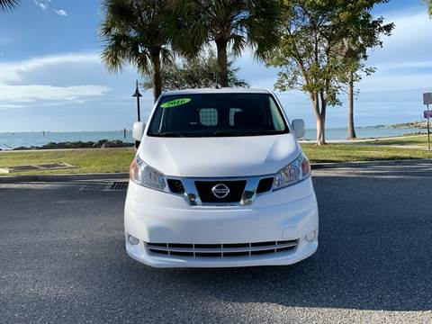2016 Nissan NV200 for sale at Auto Outlet of Sarasota in Sarasota FL