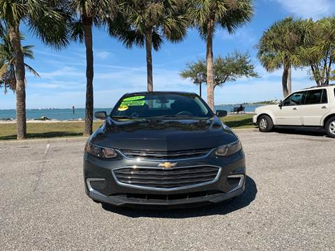 2018 Chevrolet Malibu for sale at Auto Outlet of Sarasota in Sarasota FL