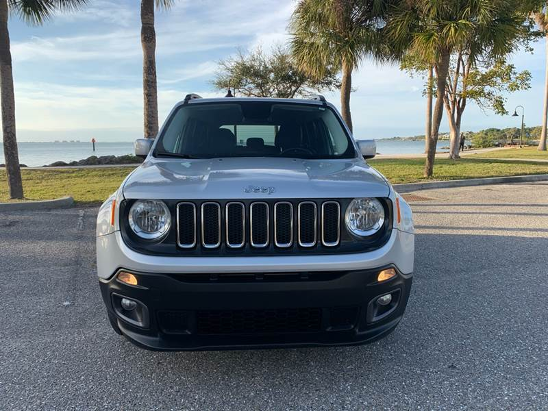 2017 Jeep Renegade for sale at Auto Outlet of Sarasota in Sarasota FL