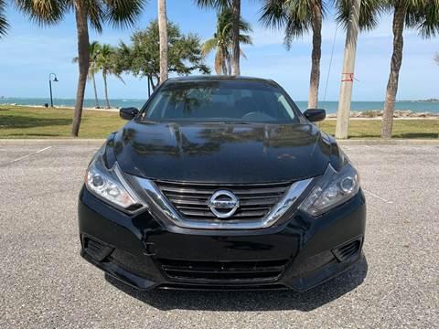 2016 Nissan Altima for sale at Auto Outlet of Sarasota in Sarasota FL
