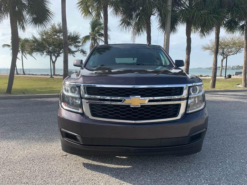 2015 Chevrolet Tahoe for sale at Auto Outlet of Sarasota in Sarasota FL