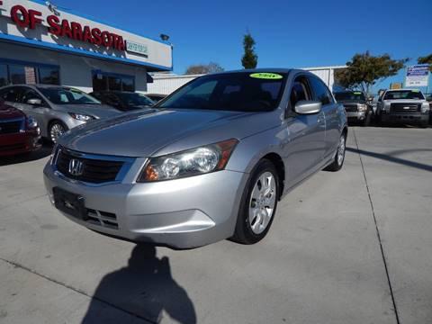 2008 Honda Accord for sale in Sarasota, FL