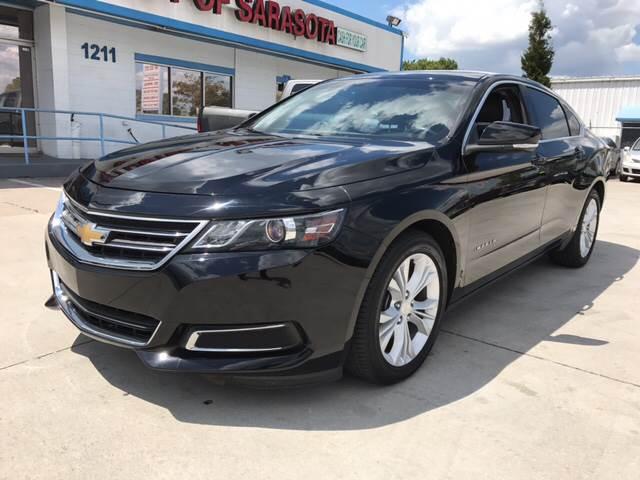 2014 Chevrolet Impala for sale at Auto Outlet of Sarasota in Sarasota FL