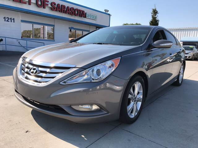 2012 Hyundai Sonata for sale at Auto Outlet of Sarasota in Sarasota FL