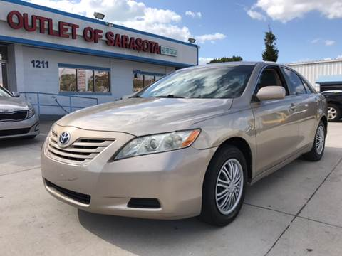 2007 Toyota Camry for sale in Sarasota, FL