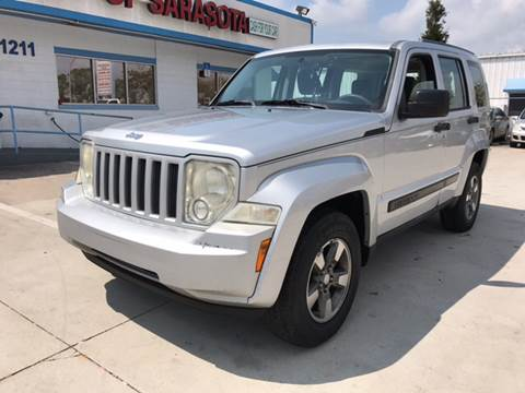 2008 Jeep Liberty for sale at Auto Outlet of Sarasota in Sarasota FL