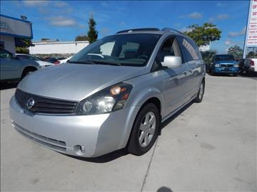 2007 Nissan Quest for sale at Auto Outlet of Sarasota in Sarasota FL