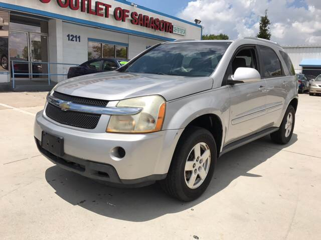 2007 Chevrolet Equinox for sale at Auto Outlet of Sarasota in Sarasota FL