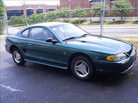 1996 Ford Mustang for sale at Easy Auto Sales LLC in Charlotte NC