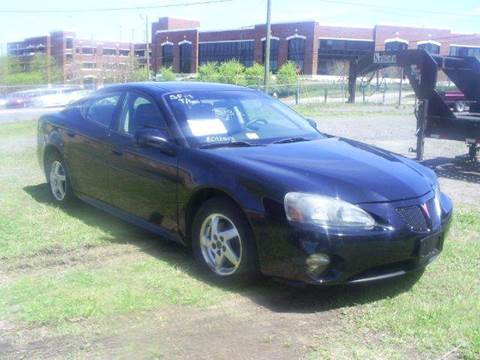 2004 Pontiac Grand Prix for sale at Easy Auto Sales LLC in Charlotte NC