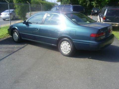 1997 Toyota Camry for sale at Easy Auto Sales LLC in Charlotte NC