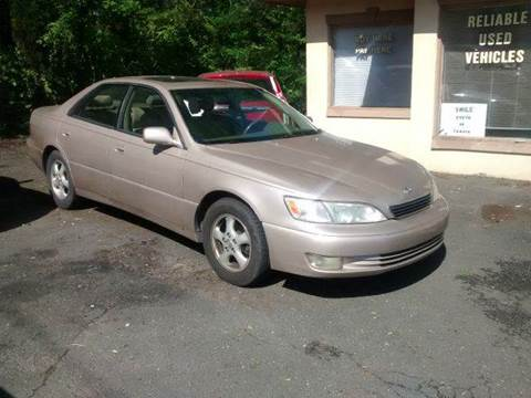 1999 Lexus ES 300 for sale at Easy Auto Sales LLC in Charlotte NC
