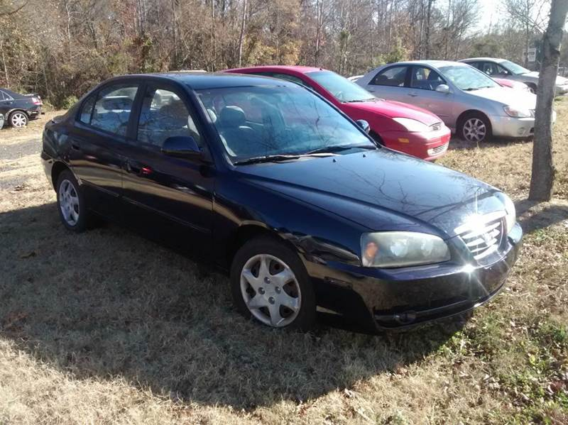 2005 Hyundai Elantra for sale at Easy Auto Sales LLC in Charlotte NC