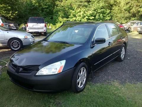 2003 Honda Accord for sale at Easy Auto Sales LLC in Charlotte NC