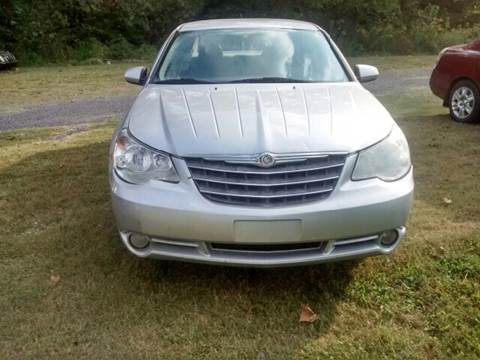 2007 Chrysler Sebring for sale at Easy Auto Sales LLC in Charlotte NC