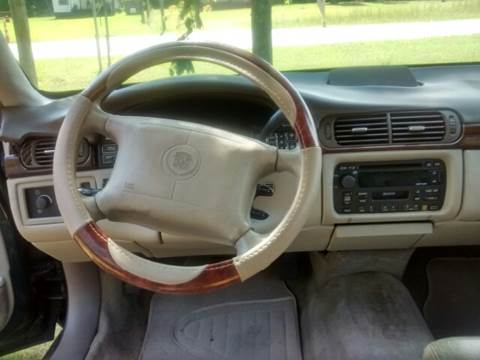 1998 Cadillac DeVille for sale at Easy Auto Sales LLC in Charlotte NC