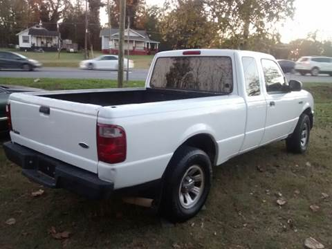 2005 Ford Ranger for sale at Easy Auto Sales LLC in Charlotte NC