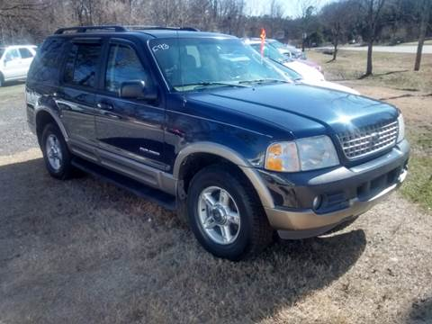 2002 Ford Explorer for sale at Easy Auto Sales LLC in Charlotte NC