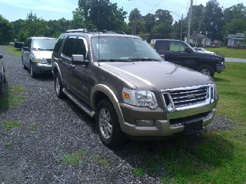 2006 Ford Explorer for sale at Easy Auto Sales LLC in Charlotte NC
