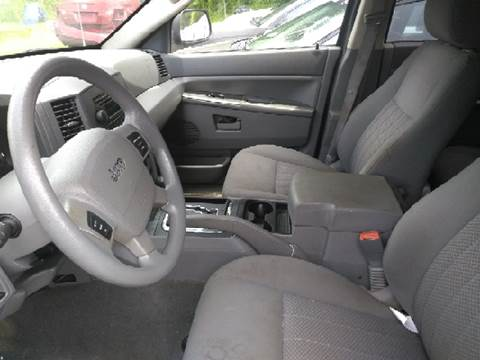 2006 Jeep Grand Cherokee for sale at Easy Auto Sales LLC in Charlotte NC