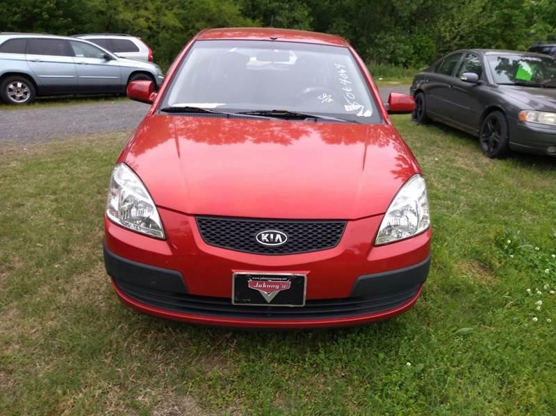 2008 Kia Rio for sale at Easy Auto Sales LLC in Charlotte NC