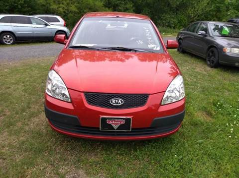 2008 Kia Rio for sale at Easy Auto Sales LLC in Charlotte NC