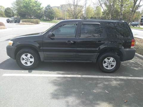 2006 Ford Escape for sale at Easy Auto Sales LLC in Charlotte NC