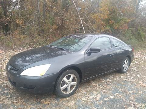 2005 Honda Accord EX w/Leather for sale at Easy Auto Sales LLC in Charlotte NC