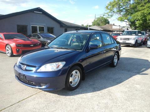 2005 Honda Civic for sale in Spring, TX
